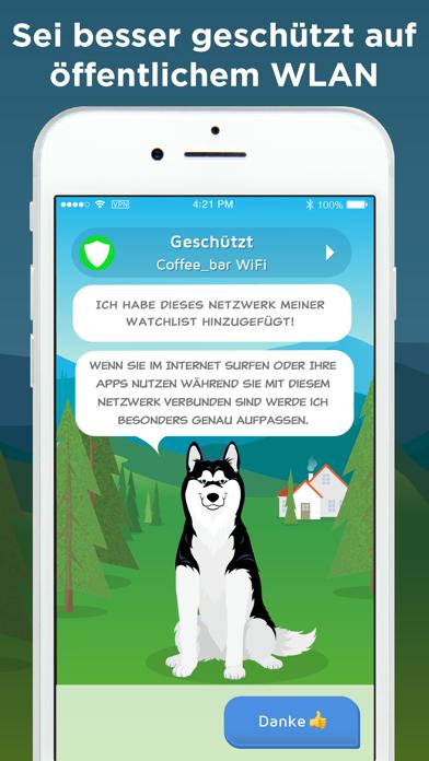 Phone Guardian - DatenschutzScreenshot von 5