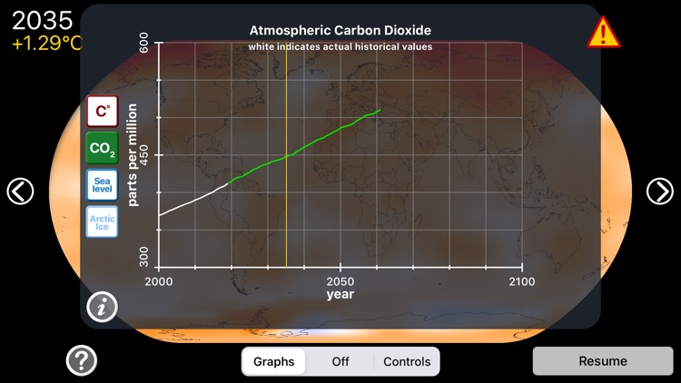 A Climate Change Simulation screenshot-6