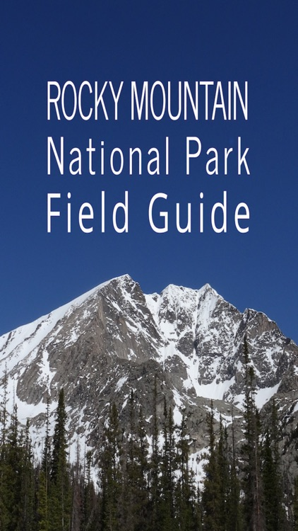 Rocky Mountain NP Field Guide