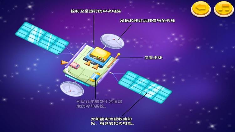 奇妙太空之旅 中国科普学习 screenshot-4