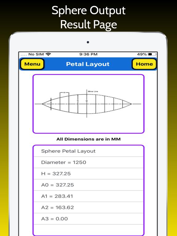 Petal Layout Pro screenshot 14