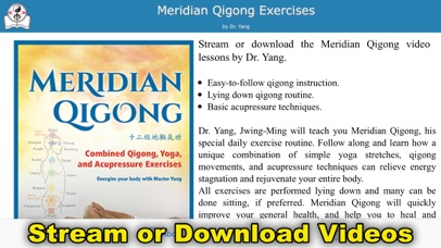 Meridian Qigong Exercises | App Price Drops