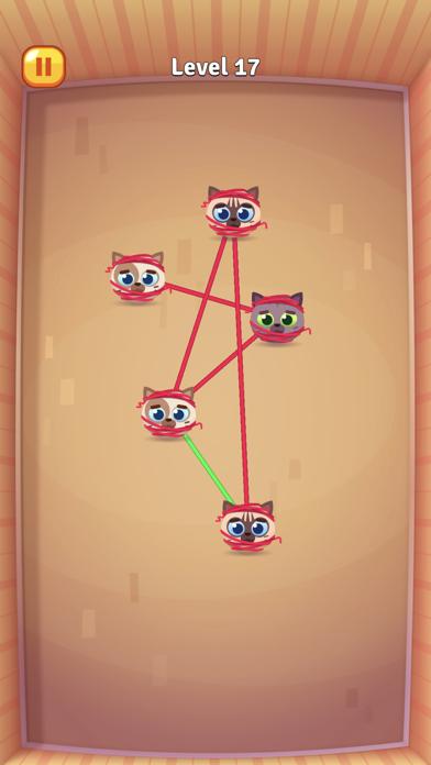 Knotty Cats screenshot 3