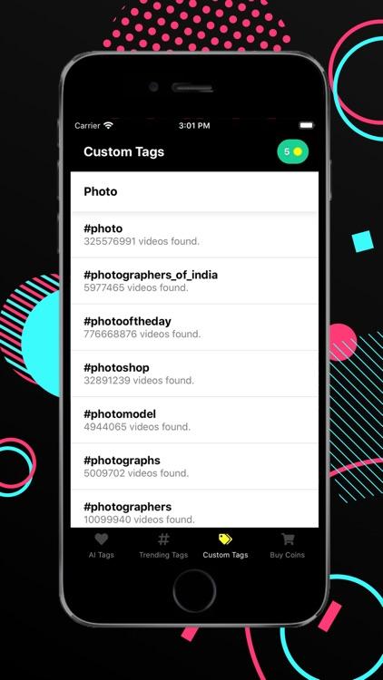 Trendly - Grow your Fame screenshot-3