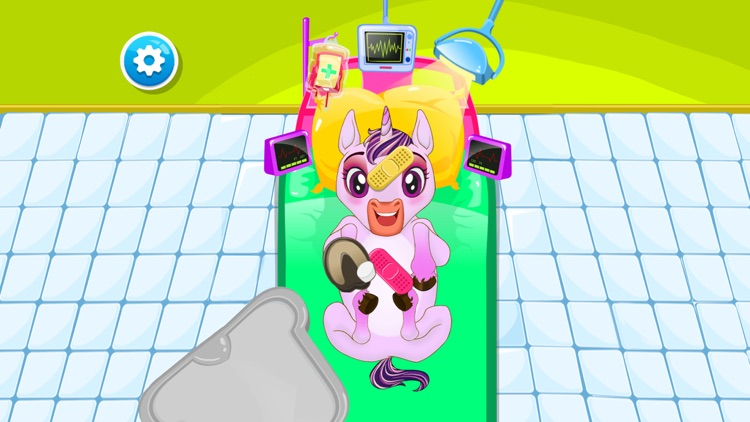 Fashion Rainbow Horse Doctor screenshot-5