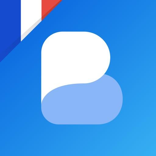 Busuu - Learn to speak French app logo