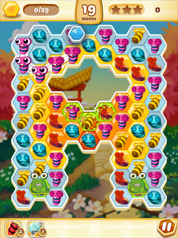 Bee Brilliant для iPad