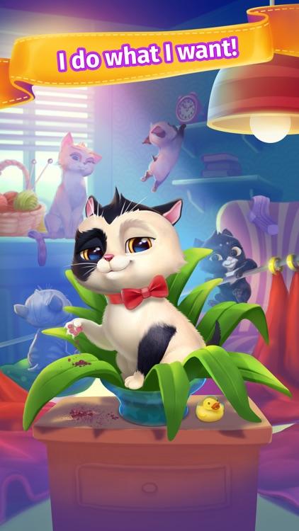 My Cat! - Pet Game screenshot-0