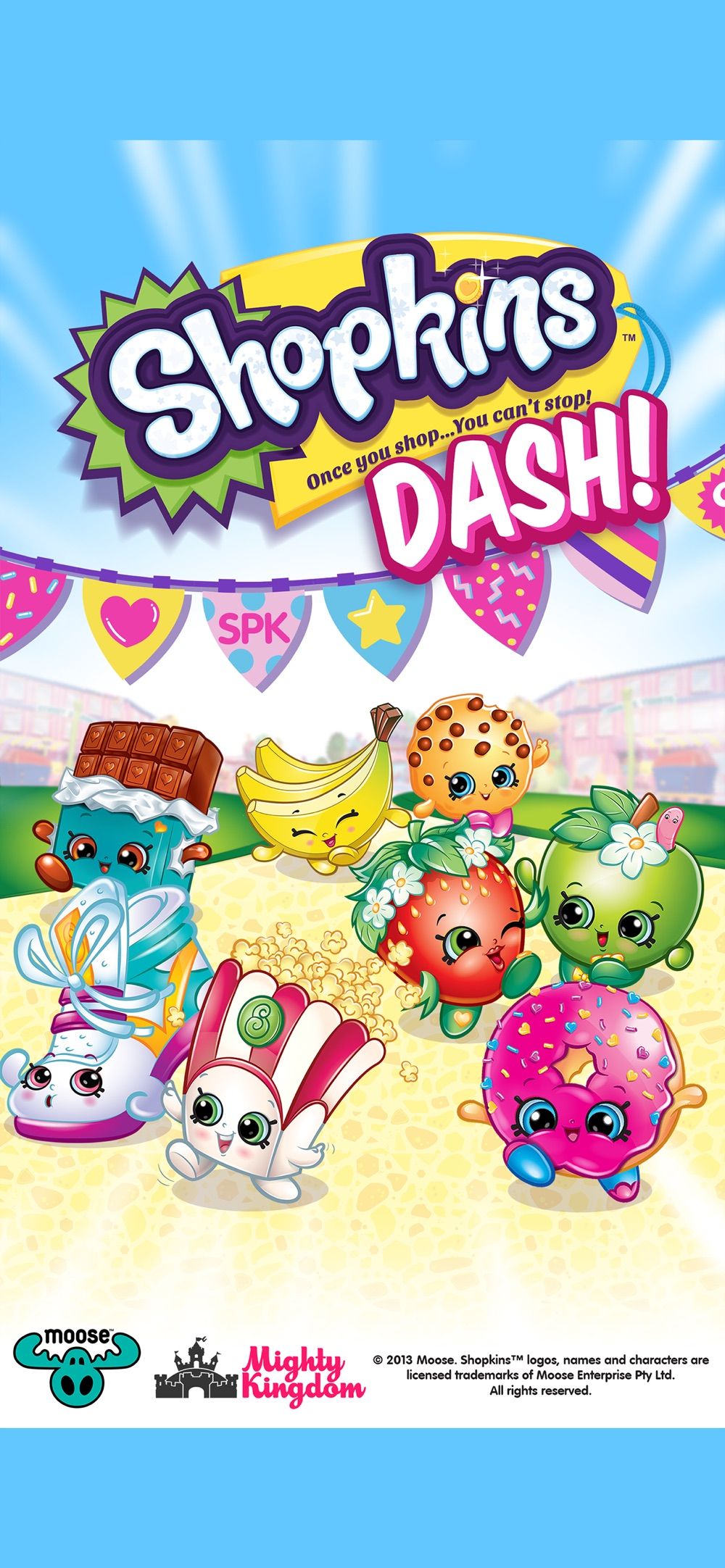 Shopkins Dash! Cheat Codes