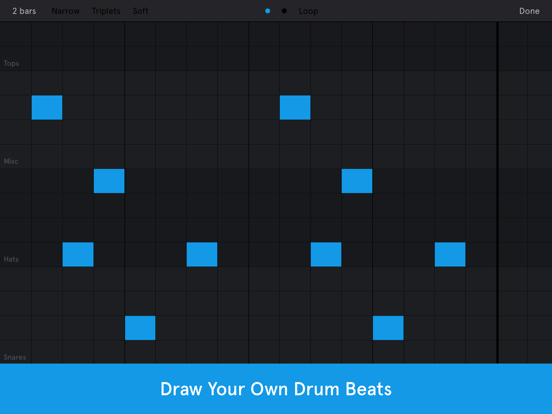Auxy Jam - Simple Beat Maker screenshot 3