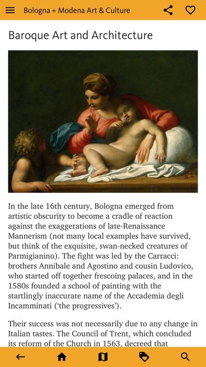 Bologna + Modena Art & Culture screenshot-7