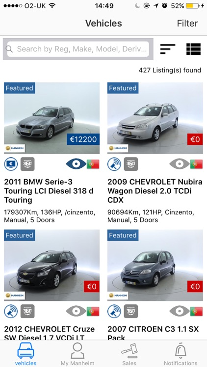 e-Manheim screenshot-1
