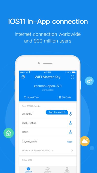 Tải về WiFi Master - by WiFi.com cho Pc