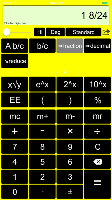 Talking Scientific Calculator review screenshots