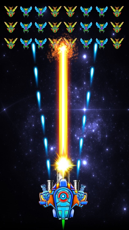 Galaxy Attack: Alien Shooter screenshot-4
