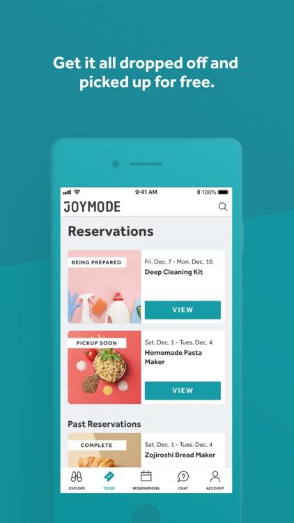 Joymode screenshot-3