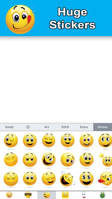 New Emoji - Emoticon Smileys Screenshot