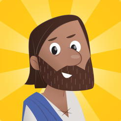 ‎Bible App for Kids