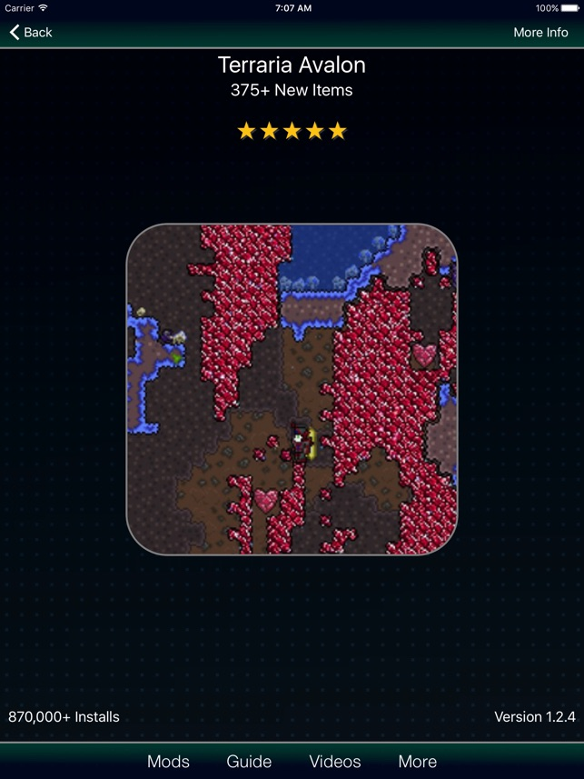 ‎Mods for Terraria