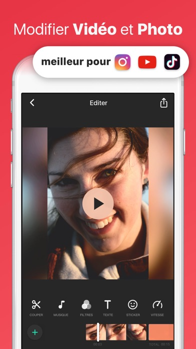 download InShot - Montage video & photo apps 0