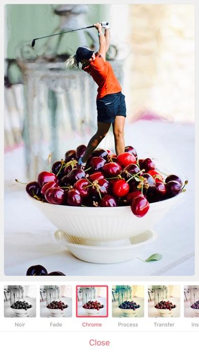Bazaart Photo Editor & Design app image
