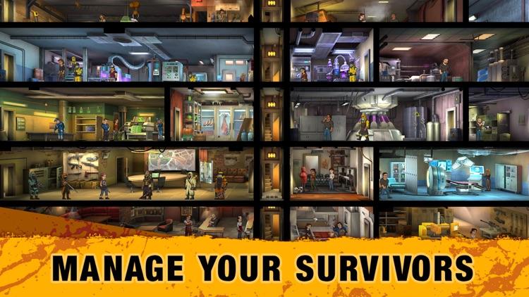 Zero City: Zombies Apocalypse screenshot-4