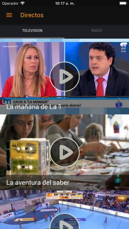 RTVE alacarta screenshot-4
