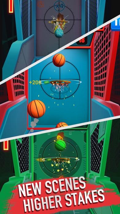 Score King-Basketball Games 3D