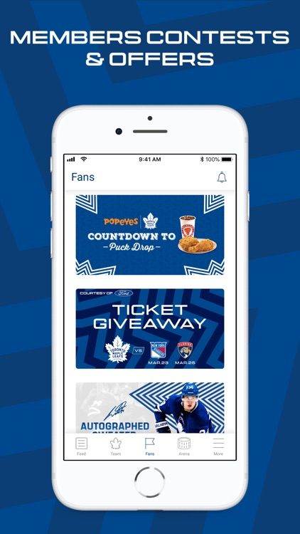 Toronto Maple Leafs screenshot-5