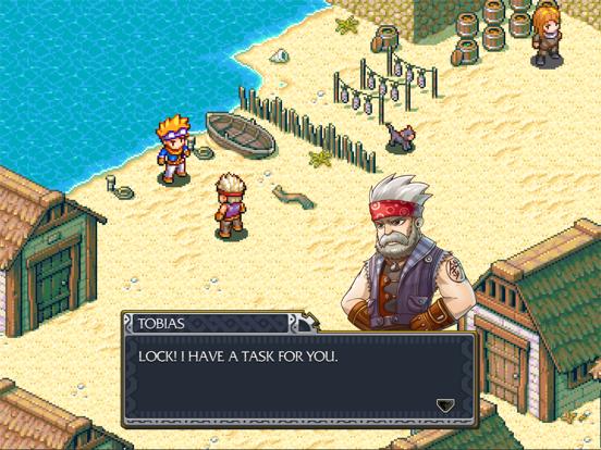 Lock's Quest screenshot 9