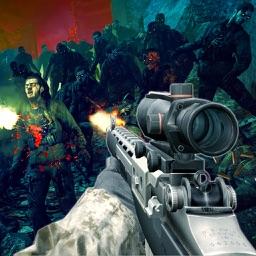 Zombie Sniper 3D Shooter 2019
