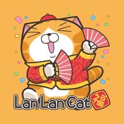 Lan Lan Cat Pig Year (EN)