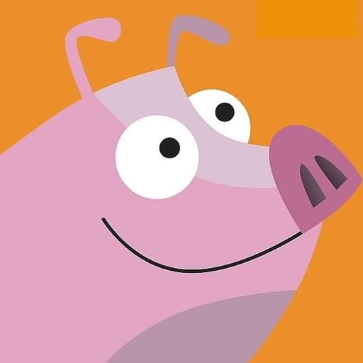 粉红小猪动画片 儿童学前教育卡通动漫视频锦集