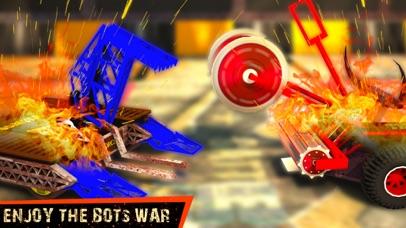 Robot Car Crash Battleship screenshot 1