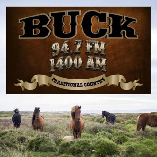 94.7 & AM 1400 Buck FM