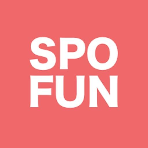 スポーツ仲間が見つかるコミュニティアプリ - SPOFUN