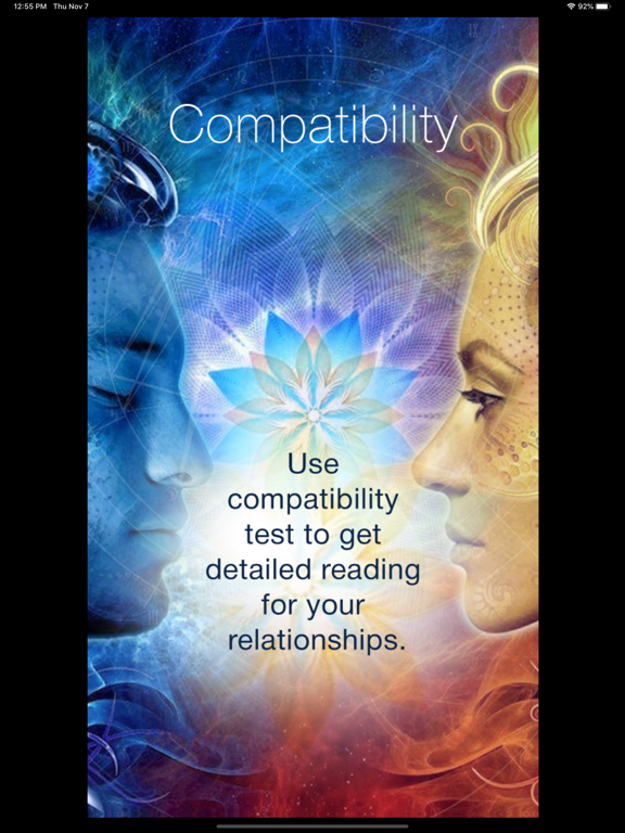 Chaturanga Astrology — horoscope and compatibility test from personal astrologer screenshot