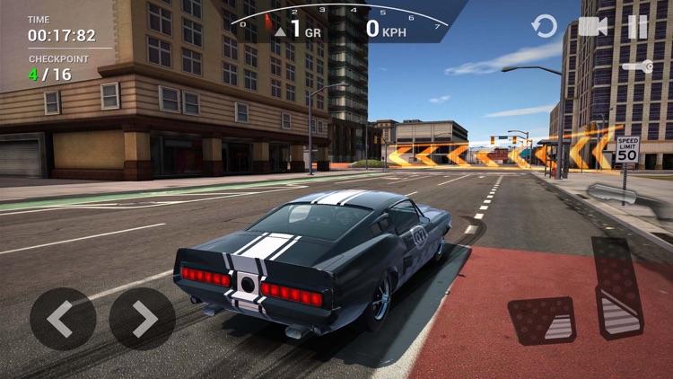 Ultimate Car Driving Sim screenshot-3