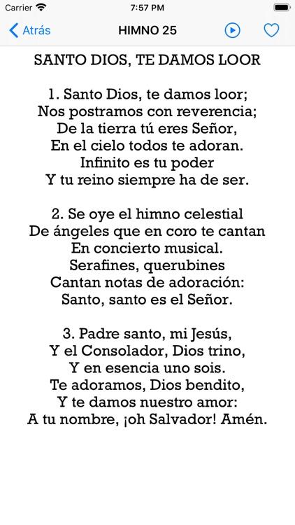 Himnario Bautista screenshot-7