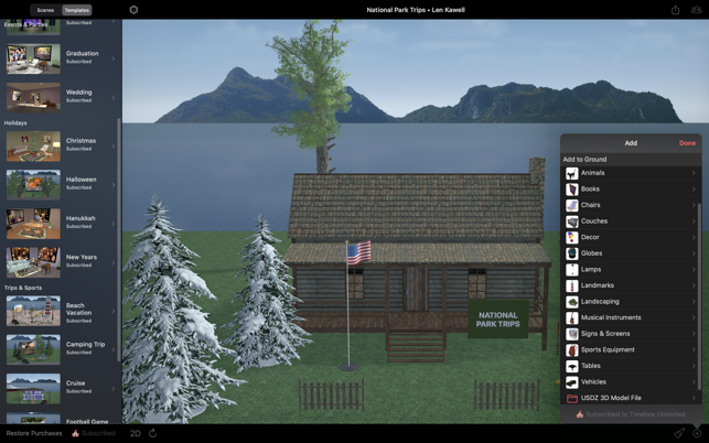 Timebox Story Studio 3D on the App Store