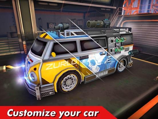 Overload: Car Shooting Racing screenshot 8