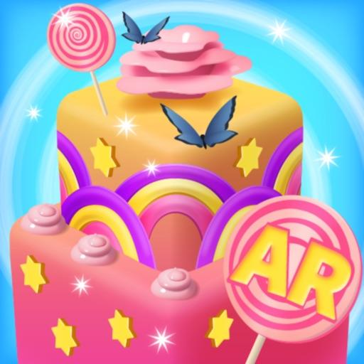 AR Cake Baker: 3D Cooking Game iOS App