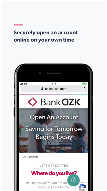 Bank OZK Mobile screenshot-4