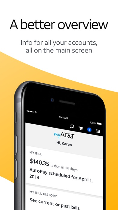 download myAT&T apps 4