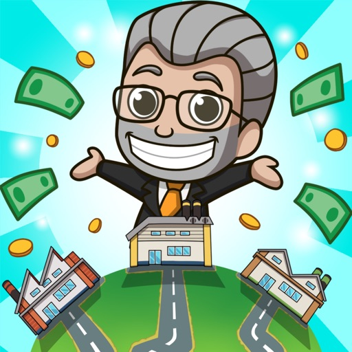 Idle Factory Tycoon iOS App