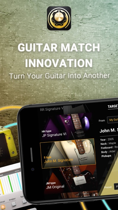 BIAS FX 2 - #1 Guitar Tone App Screenshot