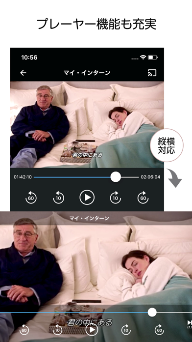 Rakuten TV(旧:楽天SHOWTIME)のおすすめ画像3