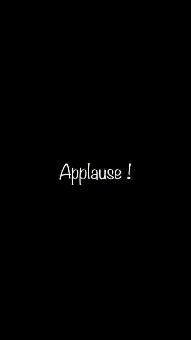 拍手 拍手 歓声 応援 音 ボタンのおすすめ画像2