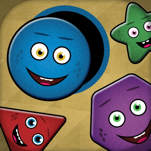 Shapes Playground SE for kids