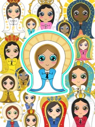 Little Mary ipad images
